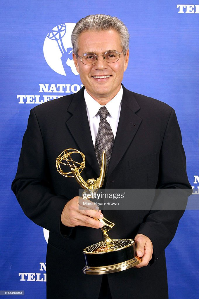 Armen Keteyian during 26th Annual Sports Emmy Awards - Press Room at Frederick P. Rose Hall at Jazz at Lincoln Center in New York City, New York, United States.
