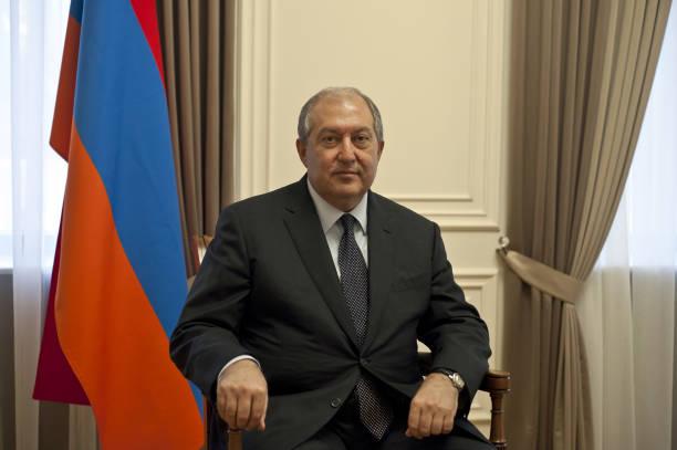"""Résultat de recherche d'images pour """"Armenia, politic, Armen Sarkissian, 2018"""""""