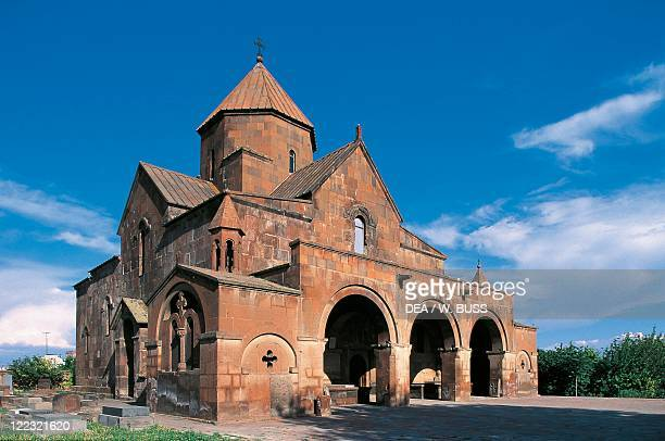Armenia Ejmiacin St Gayane Church
