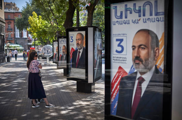 ARM: Armenia's Political Fate Hinged To Parliamentary Elections