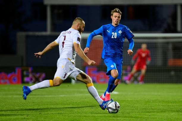 UNS: Iceland v Armenia - 2022 FIFA World Cup Qualifier