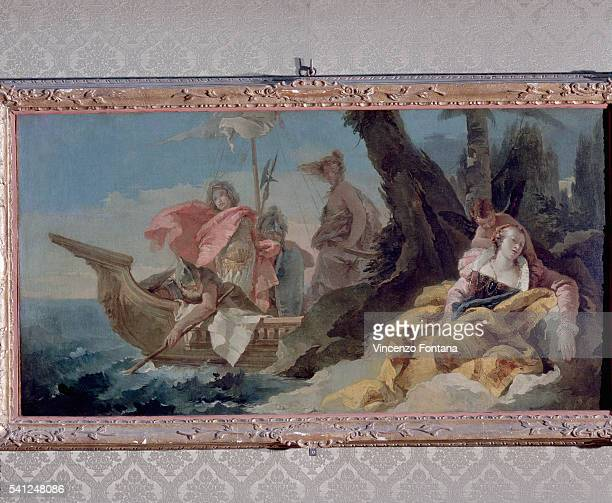 Armida Abandoned by Rinaldo by Giovanni Battista Tiepolo