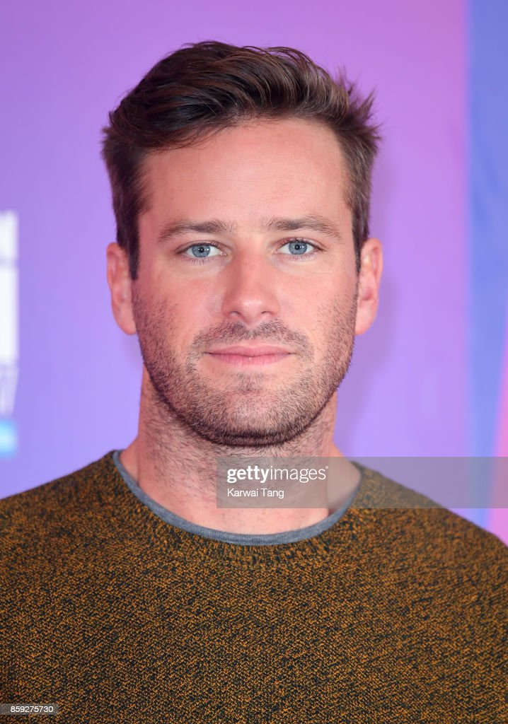 """""""Call Me By Your Name"""" Photocall - 61st BFI London Film Festival"""