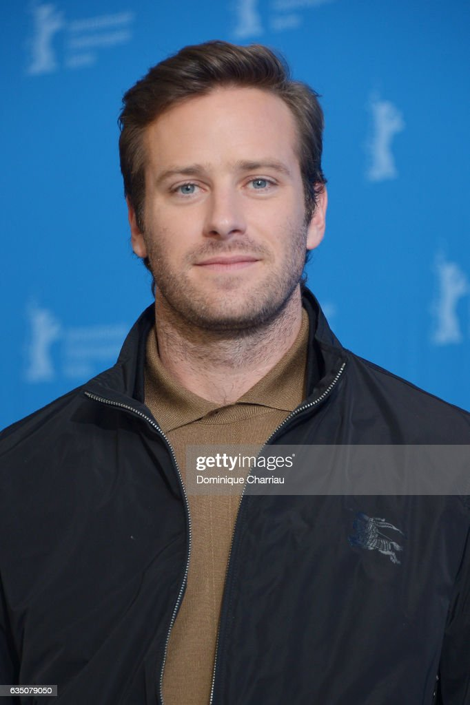 Armie Hammer attends the 'Call Me by Your Name' press conference during the 67th Berlinale International Film Festival Berlin at Grand Hyatt Hotel on February 13, 2017 in Berlin, Germany.