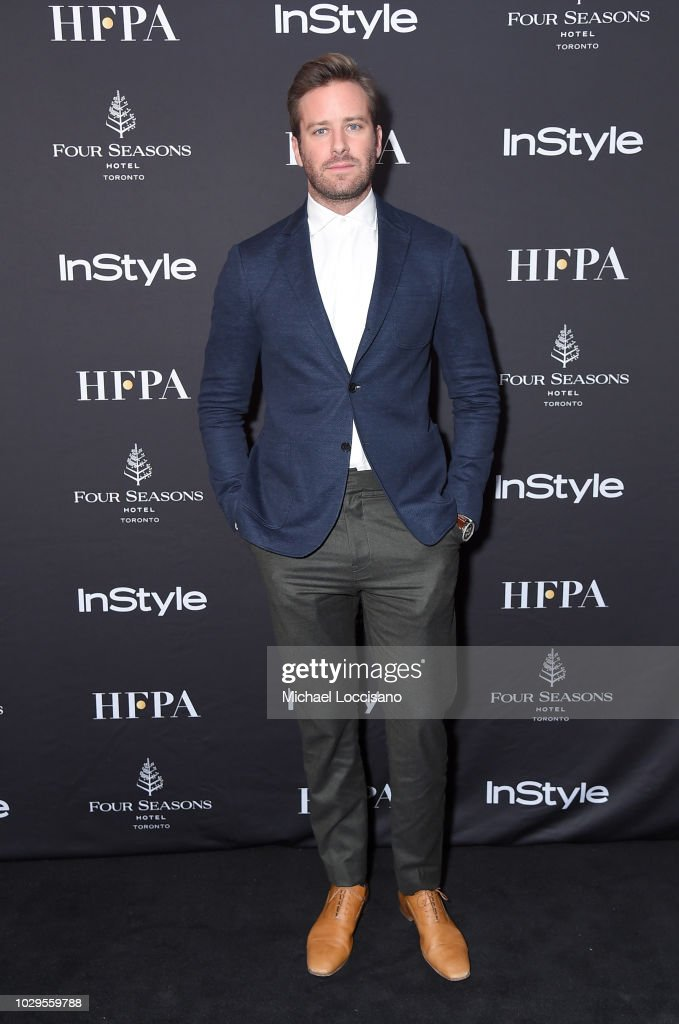 The Hollywood Foreign Press Association And InStyle Party At 2018 Toronto International Film Festival - Arrivals : News Photo