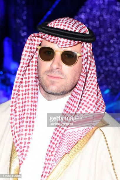 Armie Hammer attends the MDL Beast Festival on December 20 2019 in Riyadh Saudi Arabia