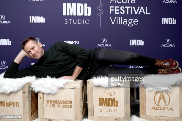 Armie Hammer of 'Wounds' attends The IMDb Studio at Acura Festival Village on location at The 2019 Sundance Film Festival Day 2 on January 26 2019 in...