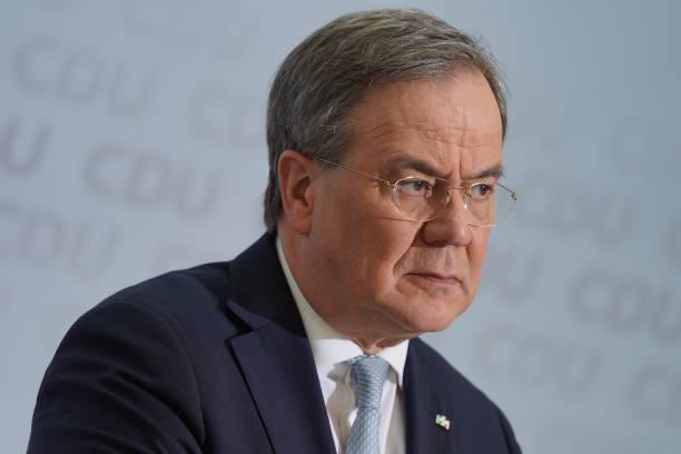 DEU: CDU Leadership Confirms Armin Laschet As Chancellor Candidate