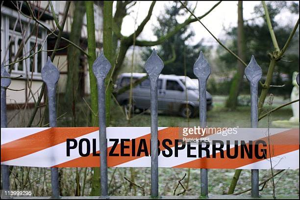 Armin Meiwes Arrested For The Murder Of Bernd Juergen B In Germany On December 15 2002The Home Of Armin Meiwes Suspected Murderer Of Bernd Juergen B...