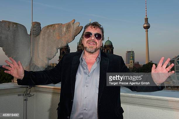 Armin Rohde attends the UFAMovie Nights 2014 at Bertelsmann Repraesentanz on August 21 2014 in Berlin Germany