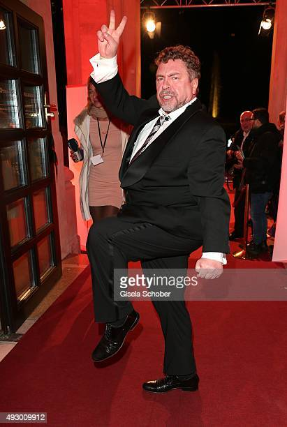Armin Rohde during the Hessian Film and Cinema Award 2015 at Alte Oper on October 16 2015 in Frankfurt am Main Germany