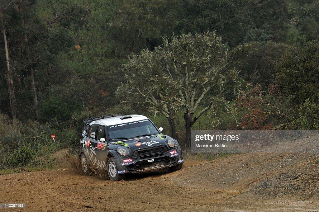 FIA World Rally Championship Portugal - Day Three