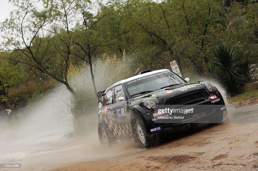 FIA World Rally Championship Argentina - Shakedown