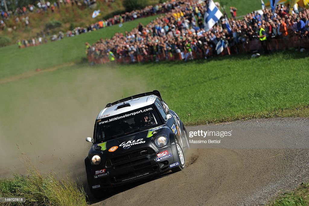 FIA World Rally Championship Finland - Day One