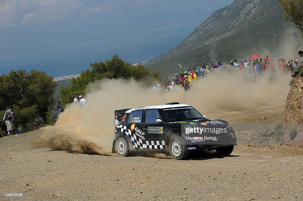 FIA World Rally Championship Greece - Day Three