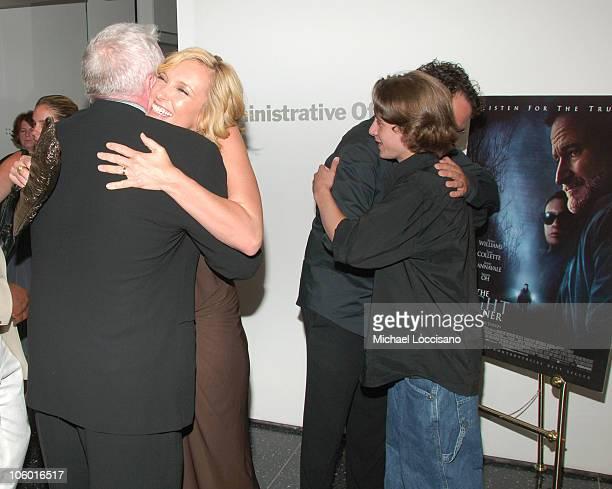 Armistead Maupin CoScreenwriter Toni Collette Patrick Stettner Director and Rory Culkin