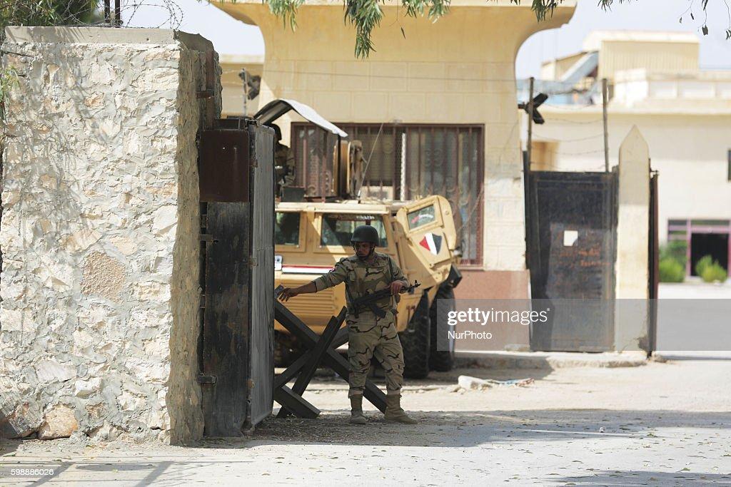 Egypt reopened the Rafah border crossing : News Photo