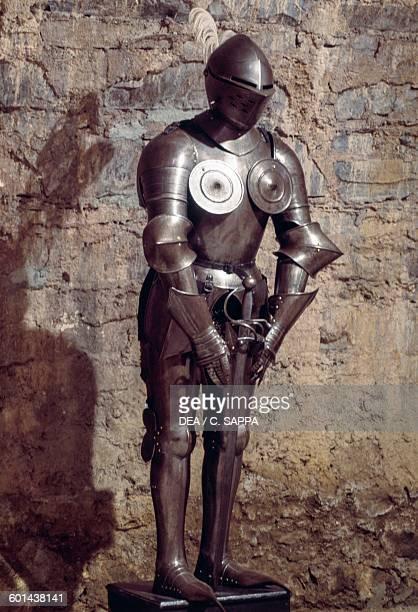 Armour Chateau d'Etchauz SaintEtiennedeBaigorry France Aquitaine 11th16th century