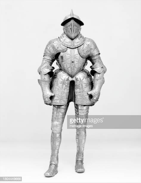 Armour of Henry Herbert , Second Earl of Pembroke, British, Greenwich, circa 1585-86. Artist Royal Workshops at Greenwich.