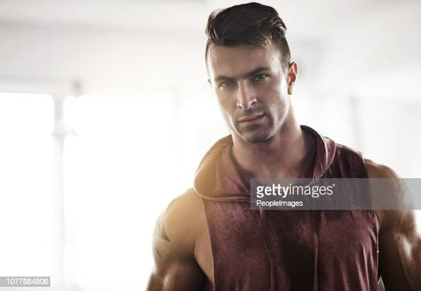arms like these are made in the gym - center athlete stock pictures, royalty-free photos & images