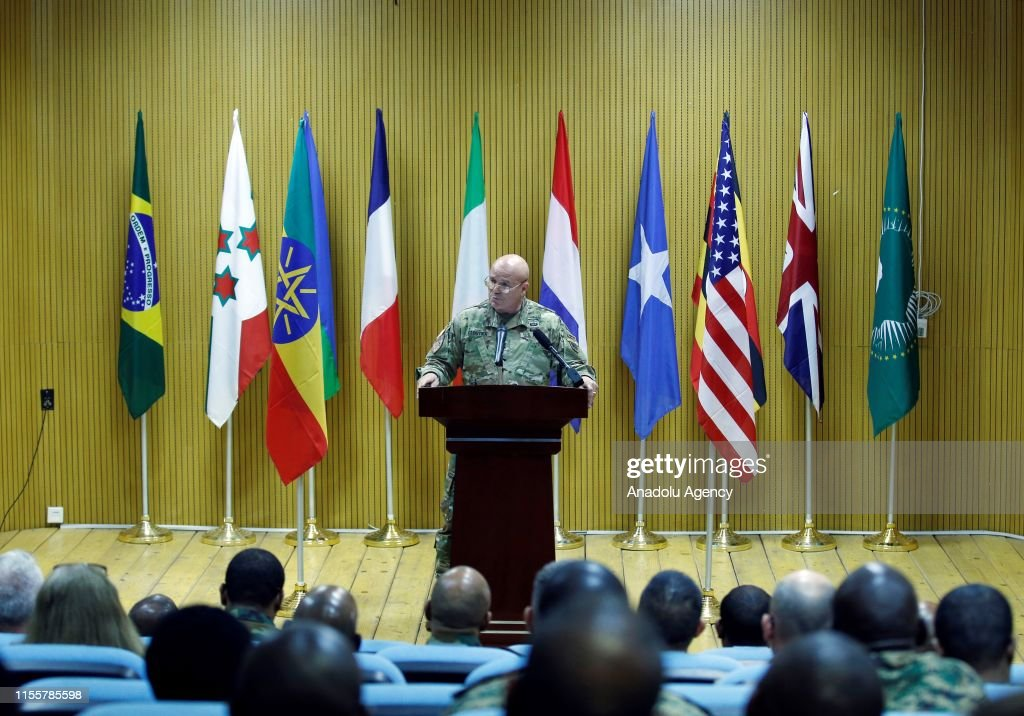 13-nation military drills kick off in Horn of Africa : Nieuwsfoto's