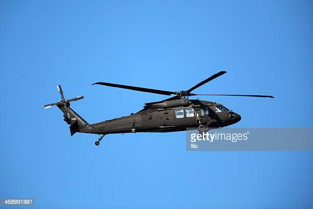 us army blackhawk helicopter - military helicopter stock photos and pictures
