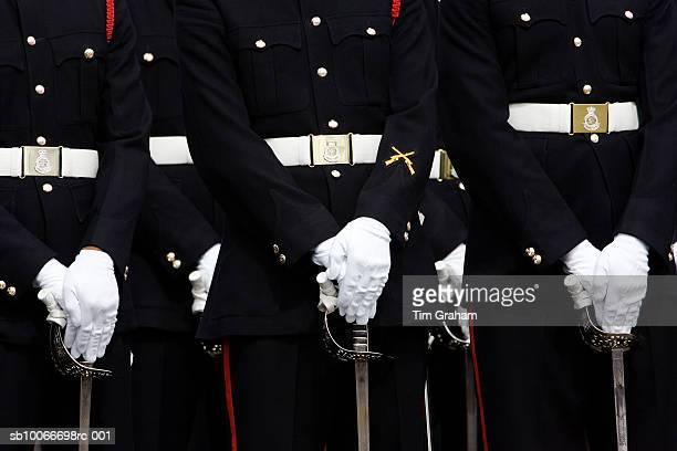 army cadets, sandhurst, surrey, uk - sandhurst stock pictures, royalty-free photos & images