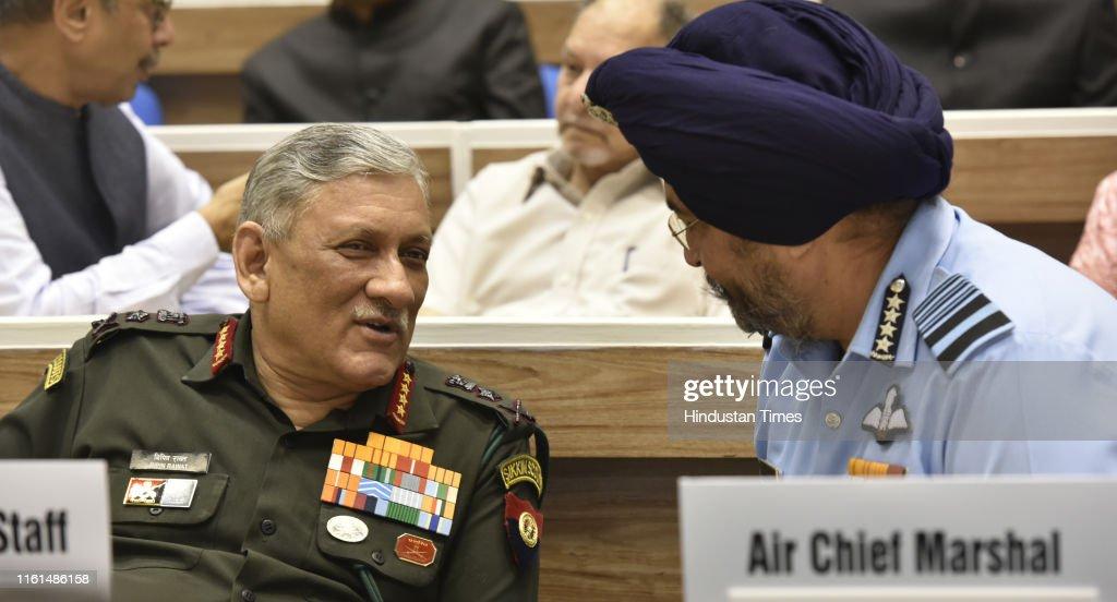 18th DP Kohli Memorial Lecture : News Photo