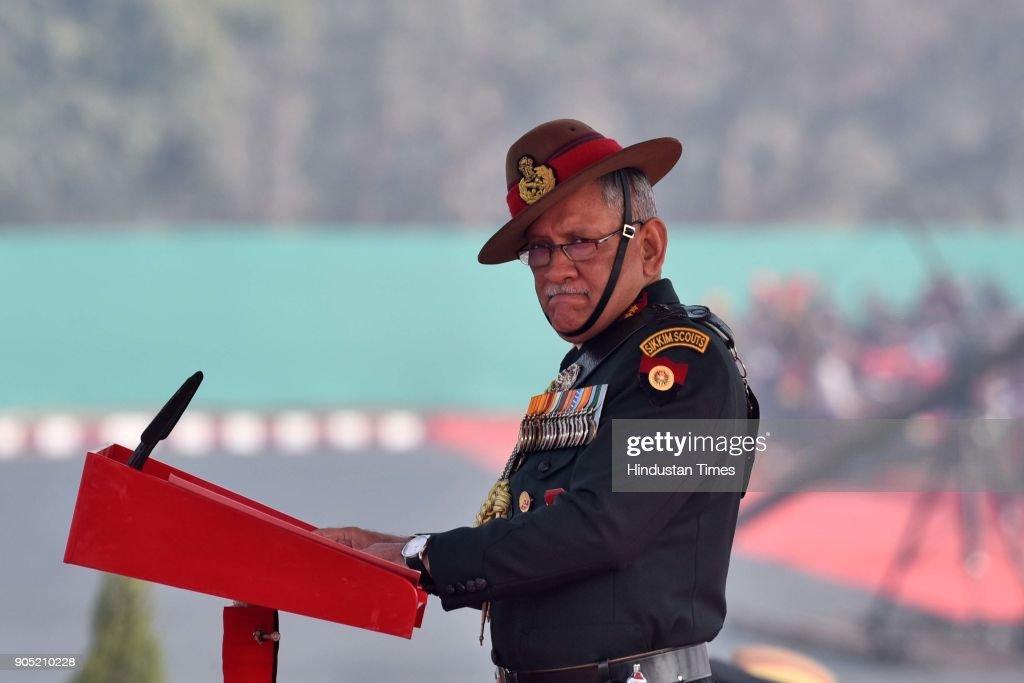 Army Day Parade 2018 : News Photo