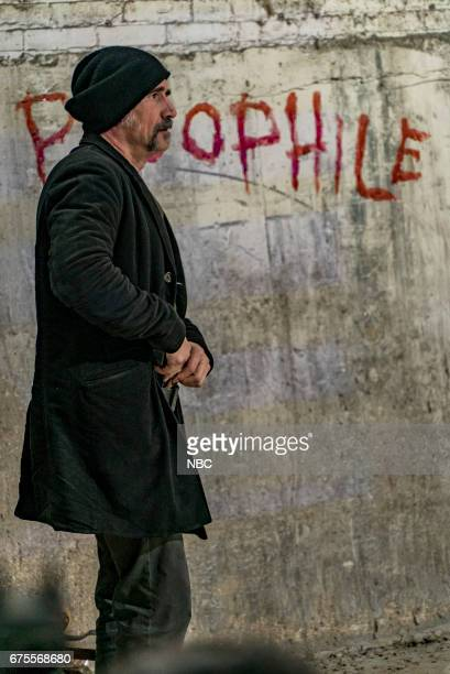D 'Army of One' Episode 422 Pictured Elias Koteas as Alvin Olinsky