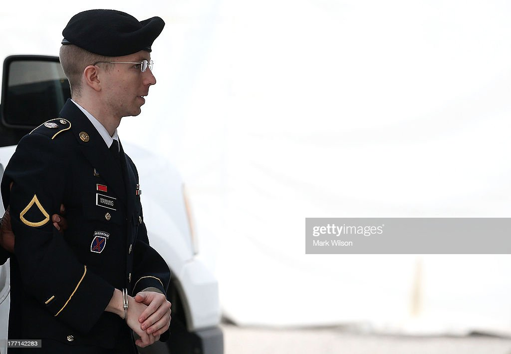 Military Judge Sentences Bradley Manning
