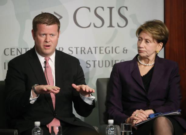 DC: U.S. Military Secretaries Hold Discussion In Washington DC