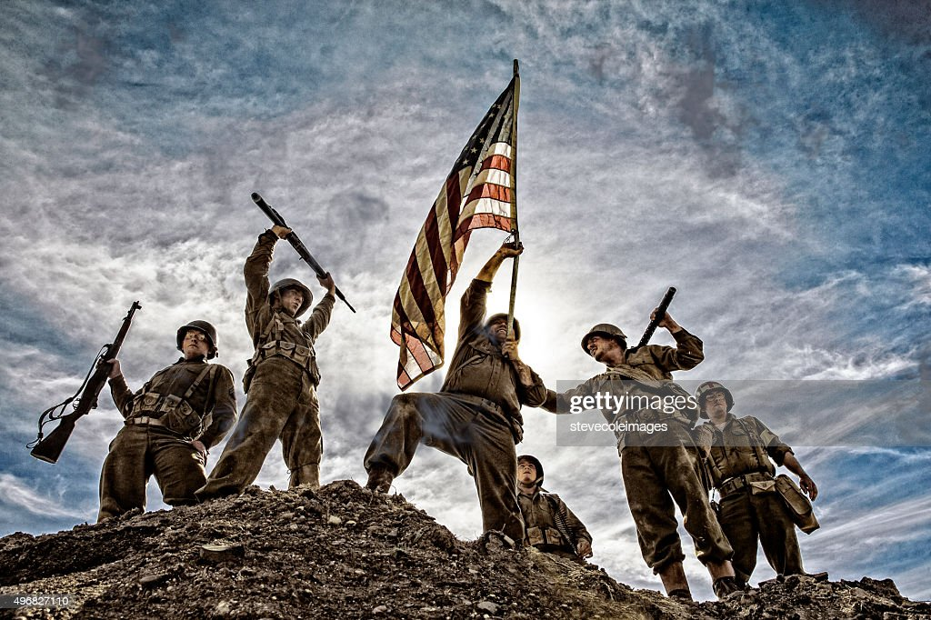 military flags stock photos and pictures getty images