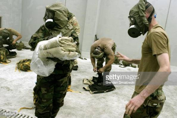 u s  army soldiers participate in mopp gear exchange