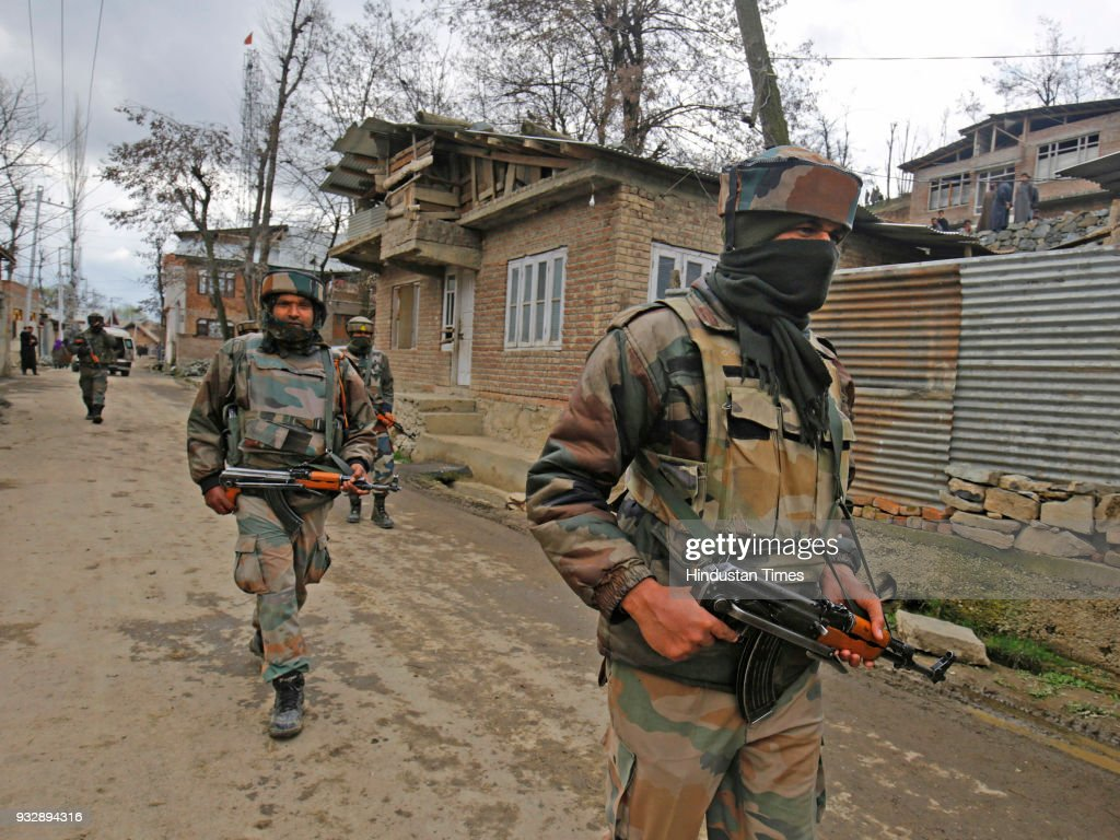 Two Militants Killed In Overnight Srinagar Encounter After Attack On BJP Leader