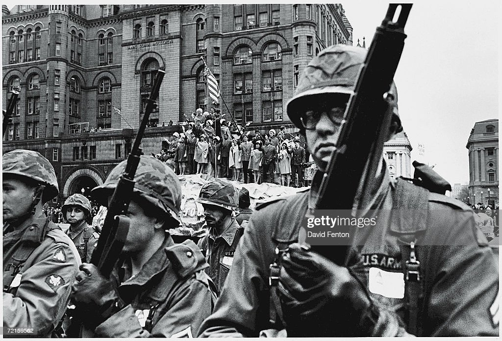Nixon's Inauguration : News Photo