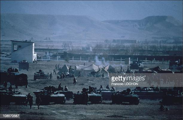 Army Soviet in Kabul in Kabul Afghanistan on December 29 1979