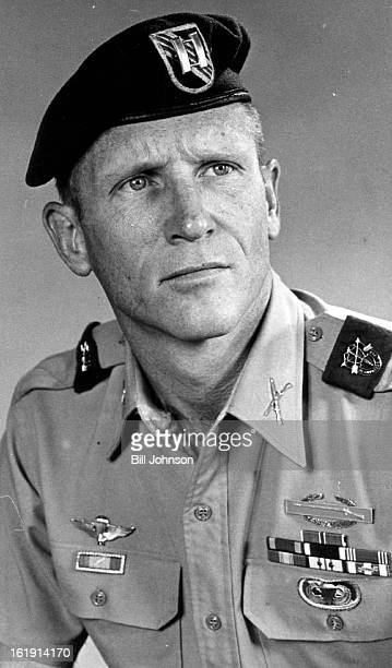 OCT 2 1969 MAR 9 1980 Army Special Forces Capt Robert K Brown 'You can't isolate combat from civic action'