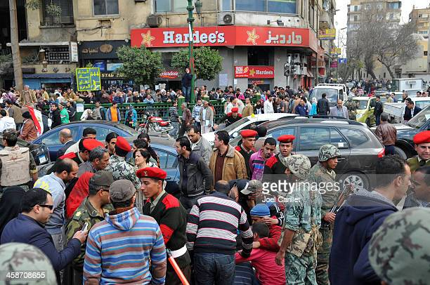 army trying to end a demonstration - egyptian army stock pictures, royalty-free photos & images