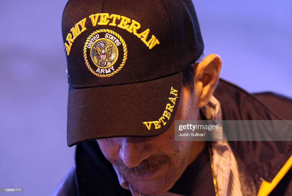 San Francisco Offers Homeless Veterans Help With Health Care, Services : News Photo