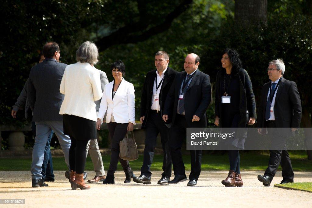 Basque Country International Contact Group Summit : Fotografía de noticias