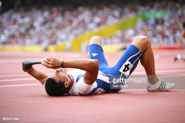 Arnaud ASSOUMANI 100m Jeux Paralympiques 2008 Pekin