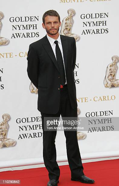 Arnaud Binard during 2007 Monte Carlo Television Festival Closing Ceremony Gold Nymph Awards Arrivals at Grimaldi Forum in Monte Carlo Monaco