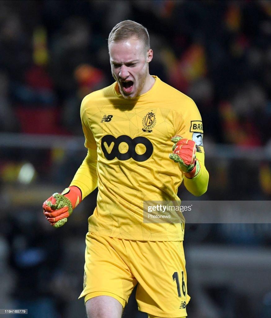 Arnaud Bodart Goalkeeper Of Standard Liege Celebrates Scoring A Goal News Photo Getty Images