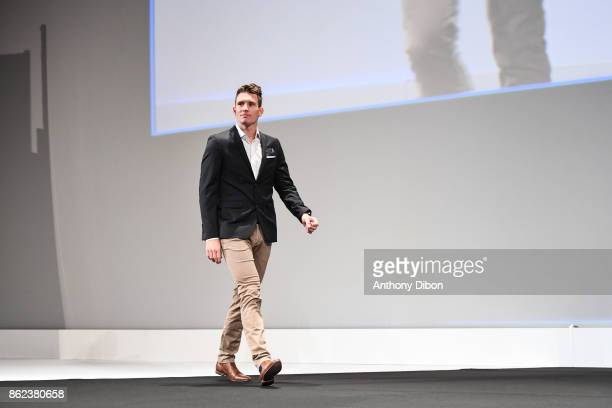 Arnaud DEMARE during the presentation of the Tour de France 2018 at Palais des Congres on October 17 2017 in Paris France