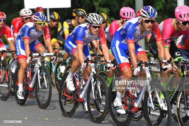 Arnaud Demare of France and Team Groupama FDJ / during the 105th Tour de France 2018, Stage 18 a 171km stage from Trie-sur-Baise to Pau on July 26,...