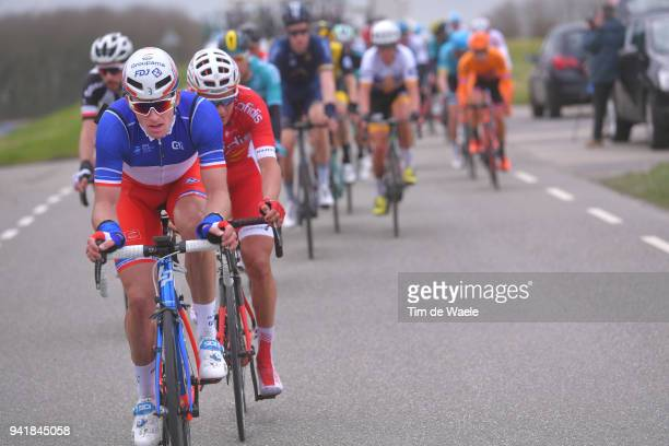 Arnaud Demare of France and Team Groupama FDJ / during the 106th Scheldeprijs 2018 a 2004km race from Terneuzen to Schoten on April 4 2018 in Schoten...