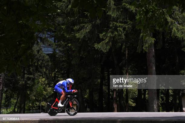 Arnaud Demare of France and Team Groupama FDJ / during the 82nd Tour of Switzerland 2018, Stage 9 a 34,1km individual time trial stage from...