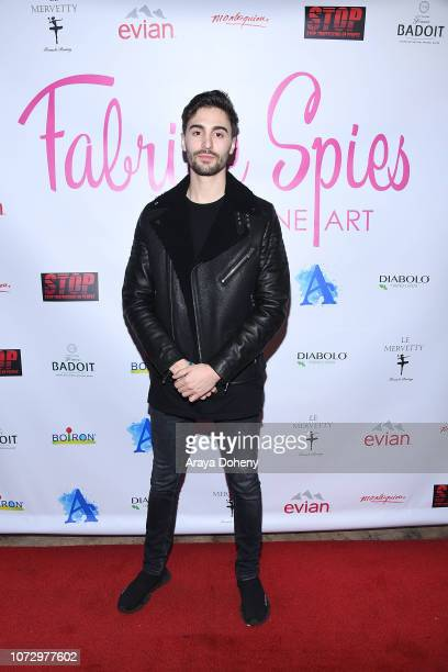Arnaud GuŽrin attends the URBAN2020 Fabrice Spies Benefiting STOP Trafficking of People on December 13 2018 in Los Angeles California