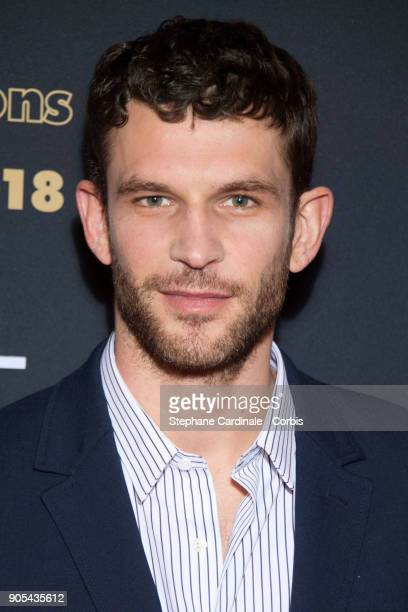 Arnaud Valois attends the 'Cesar Revelations 2018' Party at Le Petit Palais on January 15 2018 in Paris France